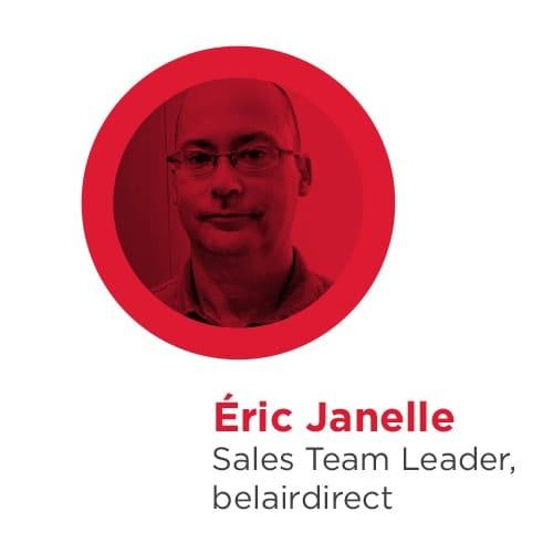 Eric Janelle