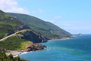 routes du Canada à découvrir- Cabot Trail
