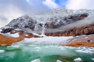 Edith Cavell shutterstock 131781104 Top 10 Beautiful Places To Visit During Canadian Winter