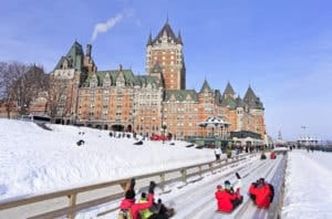 Quebec shutterstock 574167490 Top 10 Beautiful Places To Visit During Canadian Winter