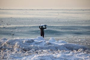 WInter surf shutterstock 576350038 Top 10 Beautiful Places To Visit During Canadian Winter