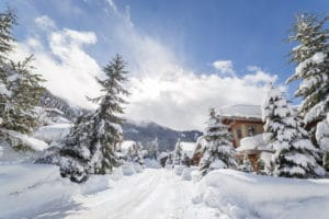 whistler shutterstock 749693545 Top 10 Beautiful Places To Visit During Canadian Winter