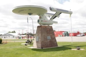 The City of Vulcan, Alberta