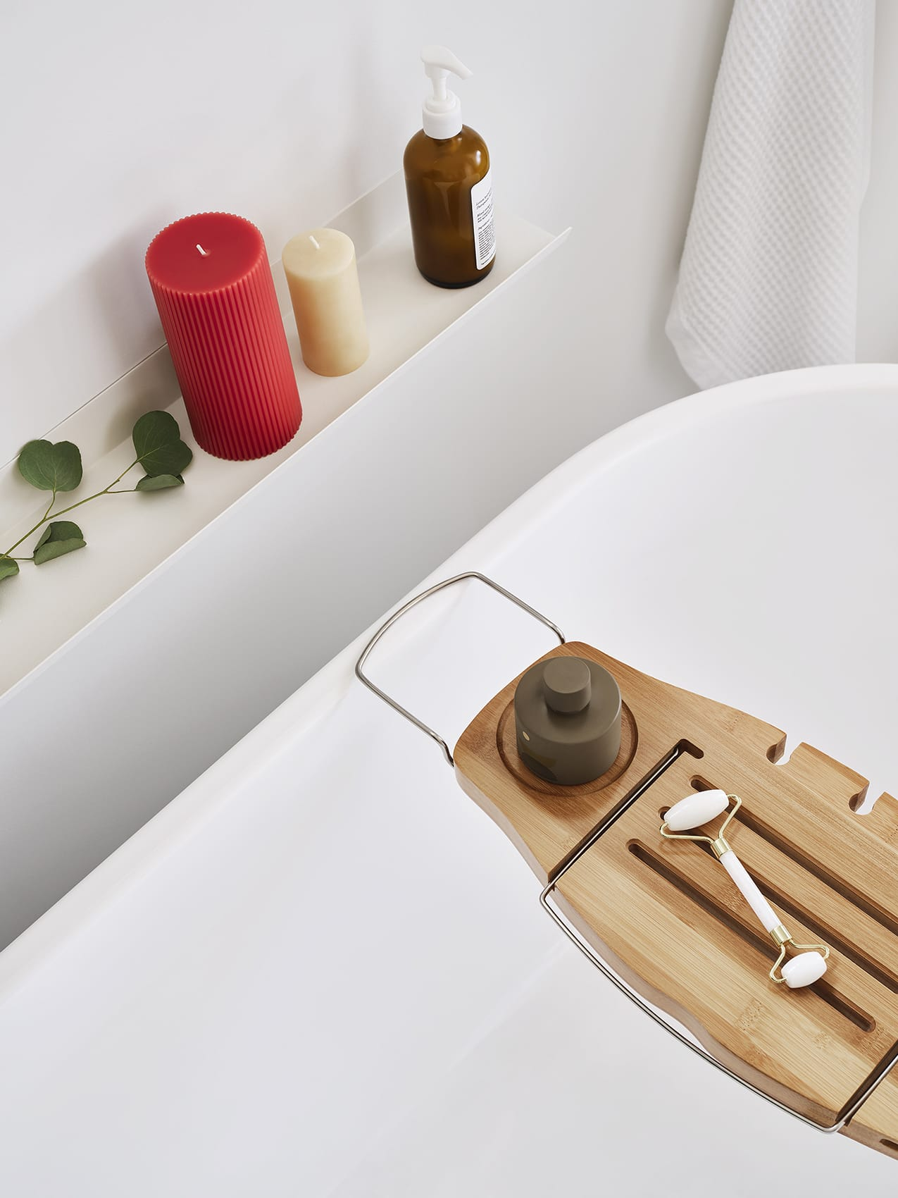 Spa maison plateau de baignoire